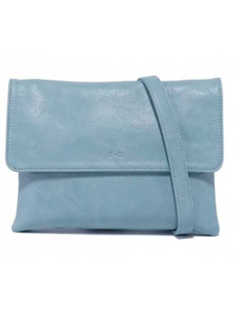 SAC A MAIN DÉTACHABLE GANSE aqua