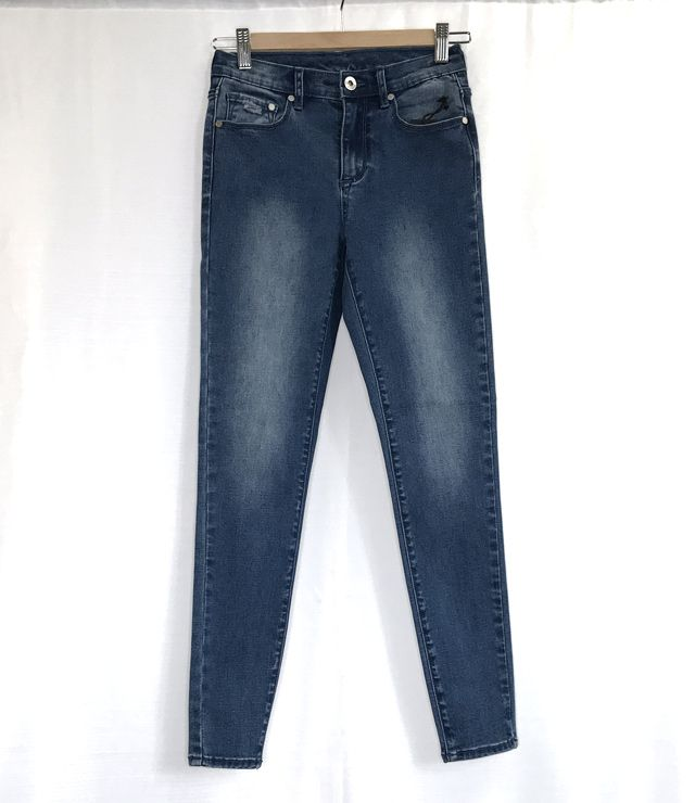 JEANS ANKLE MEDIUM DENIM denin